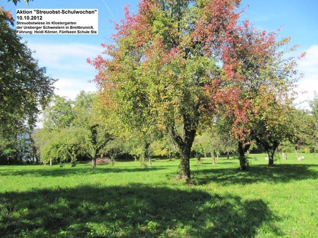 Streuobstwiesenf hrung kreisverband f r gartenbau und landespflege starnberg - Gartenbau starnberg ...