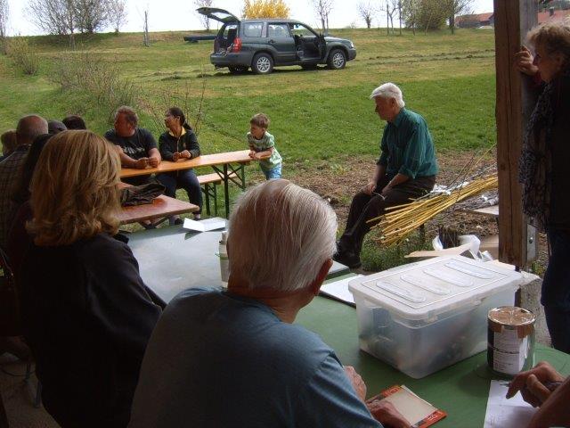 Obstbaumveredelung in machtlfing kreisverband f r gartenbau und landespflege starnberg - Gartenbau starnberg ...