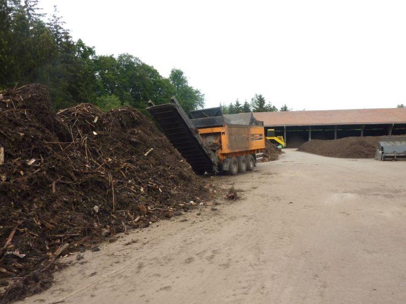 Gartenbau Starnberg besichtigung der kompostieranlage in hadorf kreisverband für gartenbau und landespflege starnberg