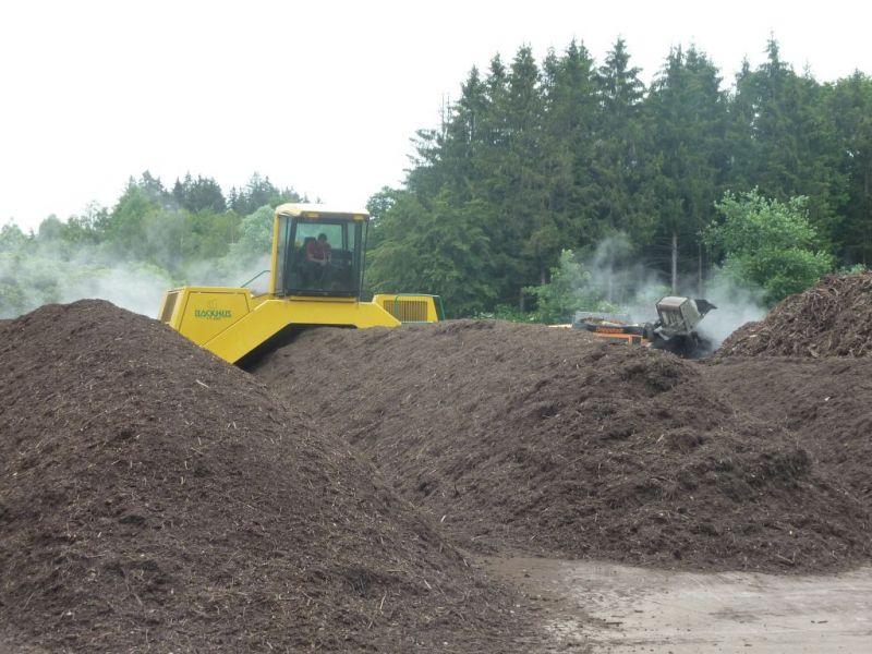 Besichtigung der kompostieranlage in hadorf kreisverband f r gartenbau und landespflege starnberg - Gartenbau starnberg ...