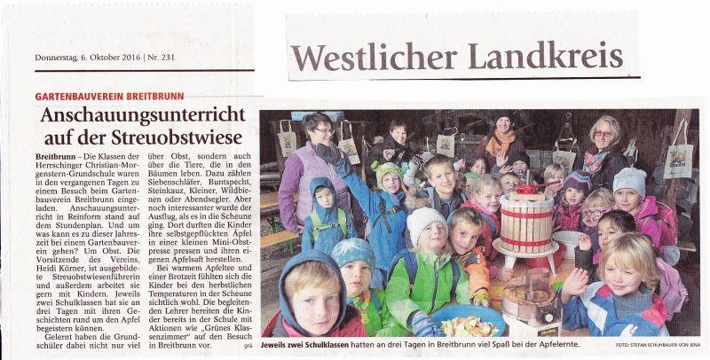 2016 streuobstschulwoche in breitbrunn kreisverband f r gartenbau und landespflege starnberg - Gartenbau starnberg ...